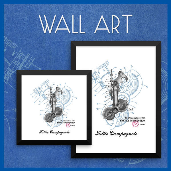 PATENT WALL ART | Prints & Canvas