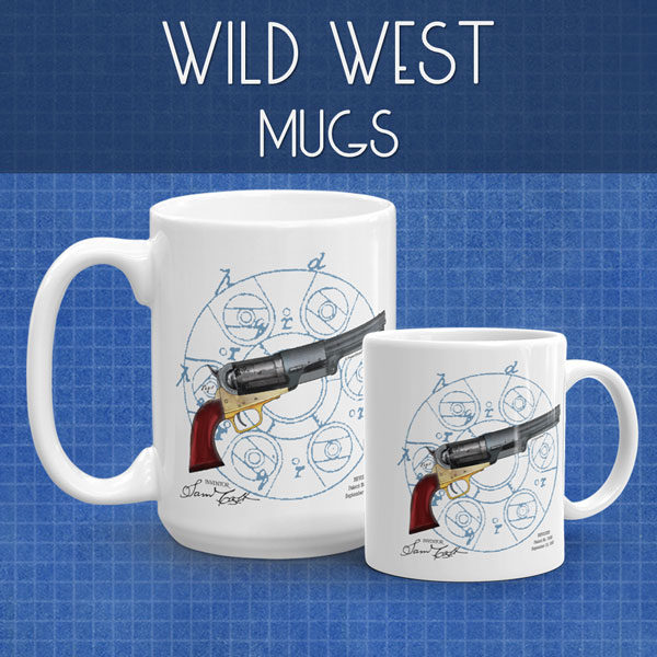 Wild West | Mugs