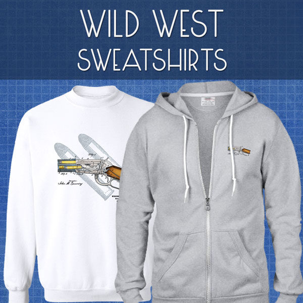 Wild West Sweatshirts | Unisex