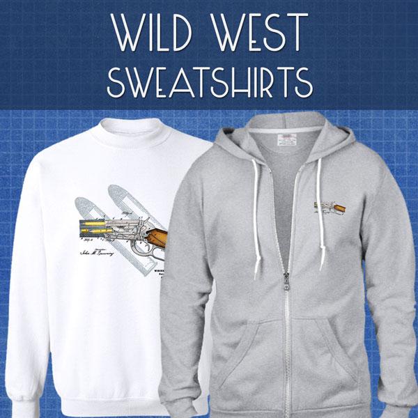 Wild West Sweatshirts | Unisex