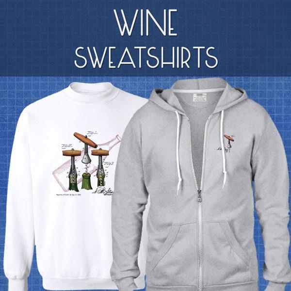 Wine Sweatshirts | Unisex