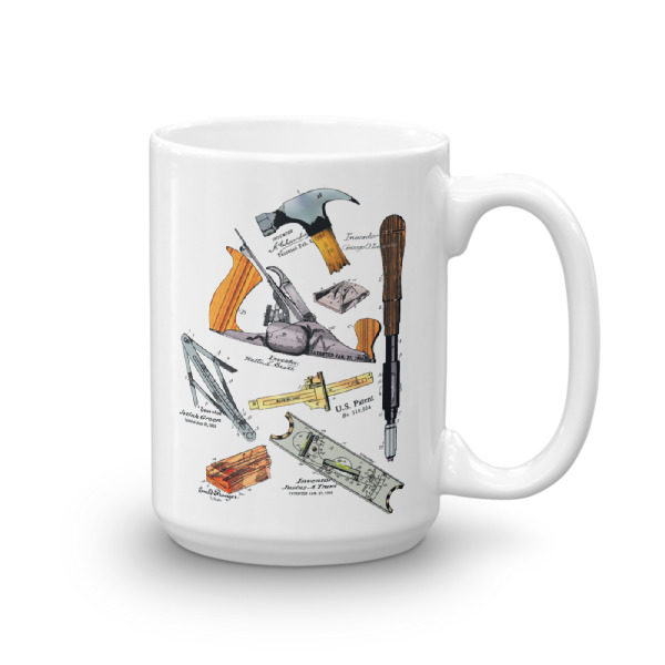 Tools MS-Color 15oz Mug