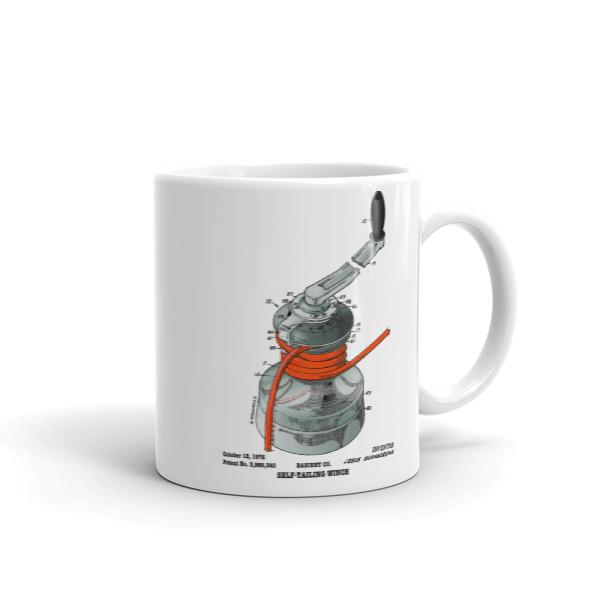 Winch 11oz Mug