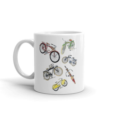 Bicycles MS-Color 11oz Mug