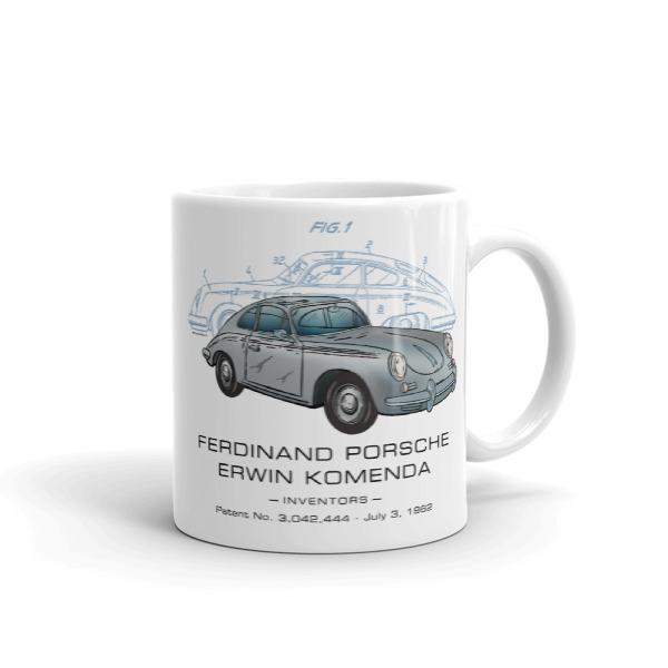Porsche 356 Evolution Mug