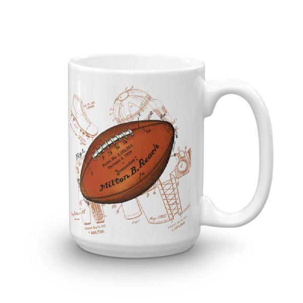 Football Solo 15oz Mug