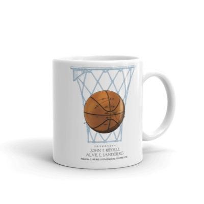 Basketball 11oz Mug