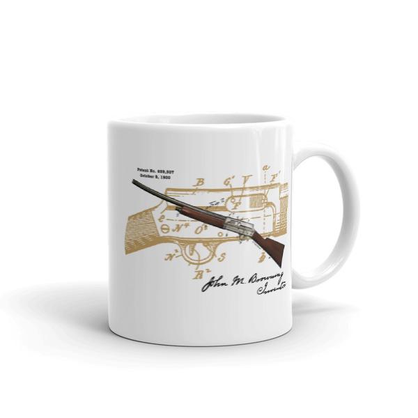Browning Auto-4 11oz Mug