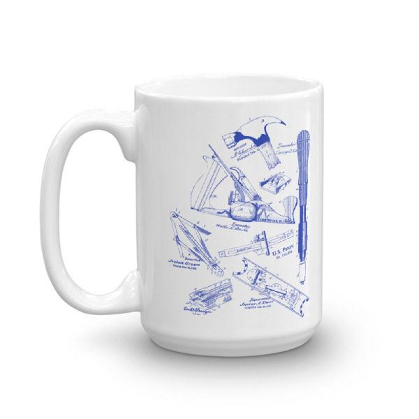 Tools MS-Lineart 15oz Mug