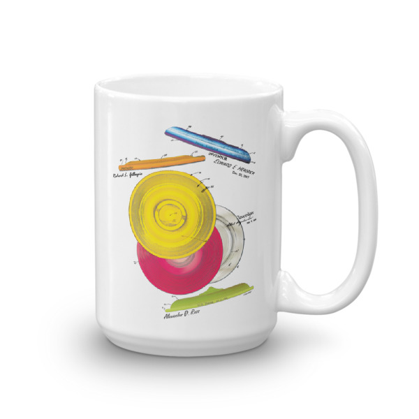 Frisbie MS-Color 15oz Mug