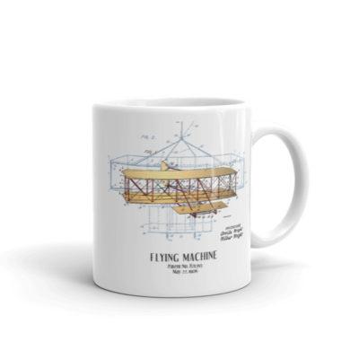 Flying Machine 11oz Mug