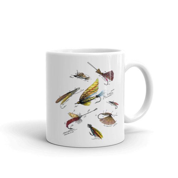Fly Fishing Flies MS-Color11oz Mug