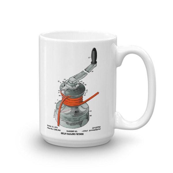 Winch 15oz Mug