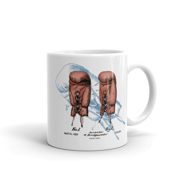 Boxing Glove 11oz Mug