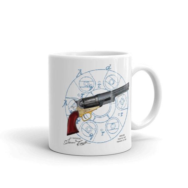 Colt Revolver 11oz Mug