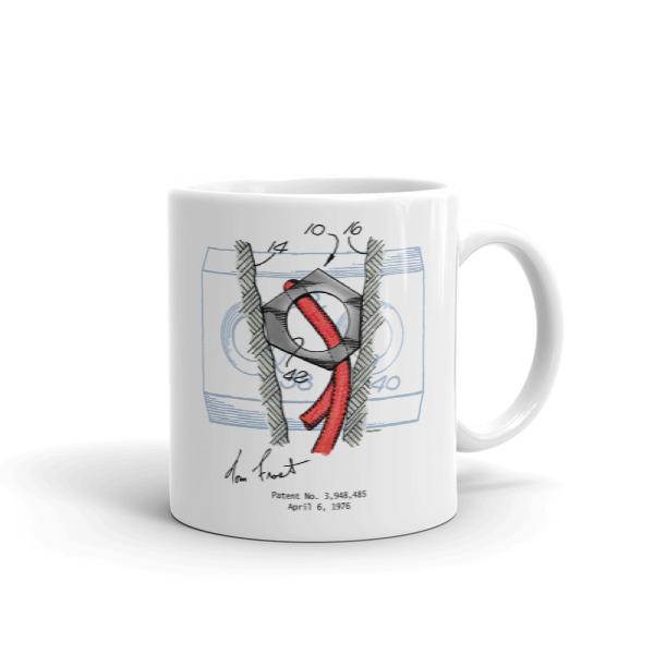 Hex Chock 11oz Mug