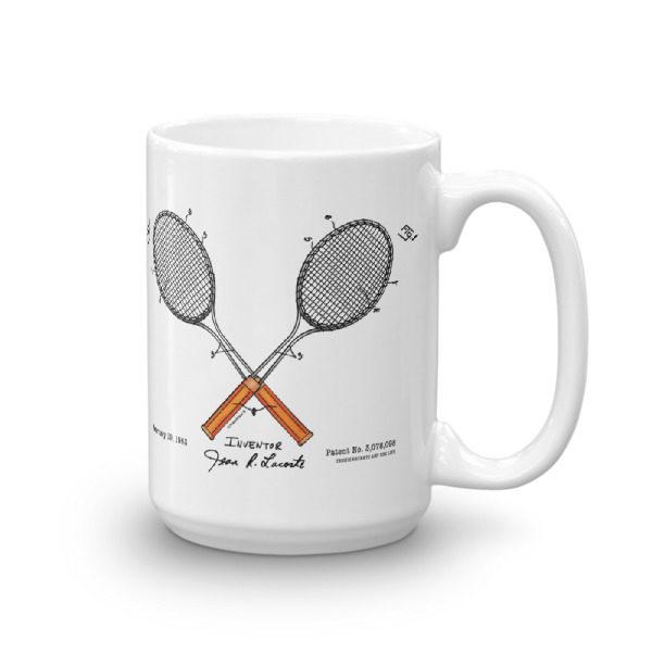 Tennis-Lacoste 15oz Mug