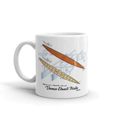 Blake Paddle Board 11oz Mug
