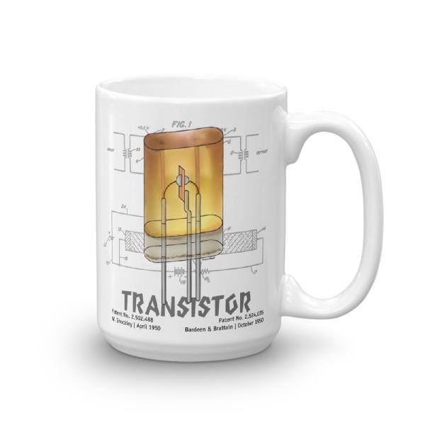Transistor 15oz Mug