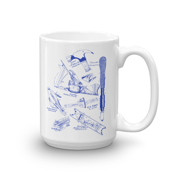 Tools MS-Lineart 15oz Mug