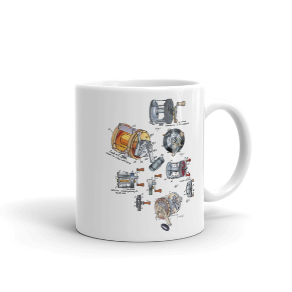 Reels MS-Color 11oz Mug