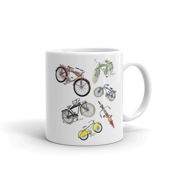 Bicycles MS-Color 11oz Mug