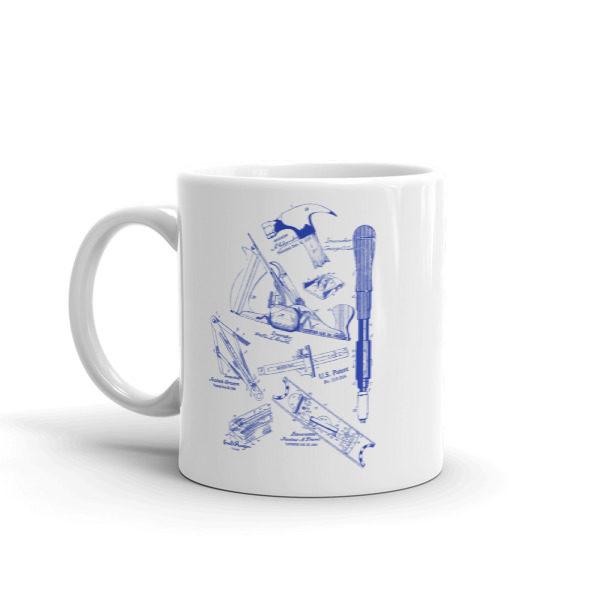 Tools MS-Lineart 11oz Mug