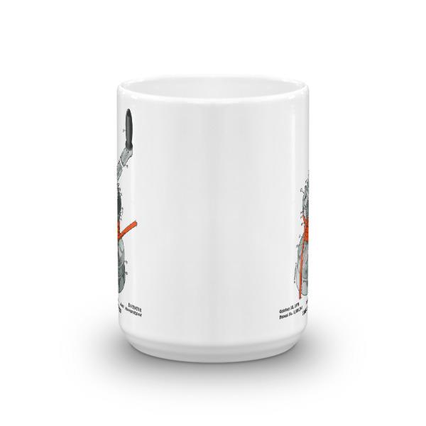 Winch 15oz Mug FRONT VIEW
