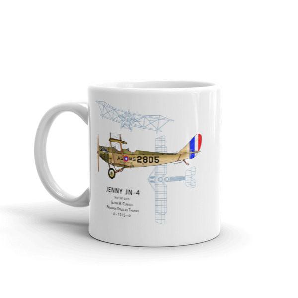 Jenny JN-4 11oz Mug