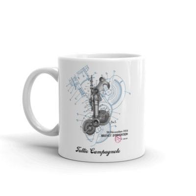 Derailleur-Campagnolo 11oz Mug