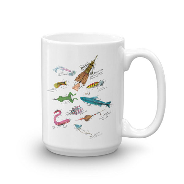 Lures MS-Color 15oz Mug