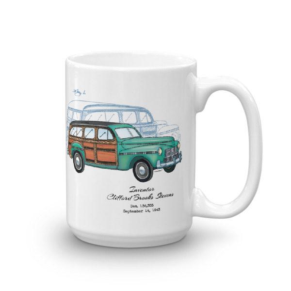 Woody '43 15oz Mug