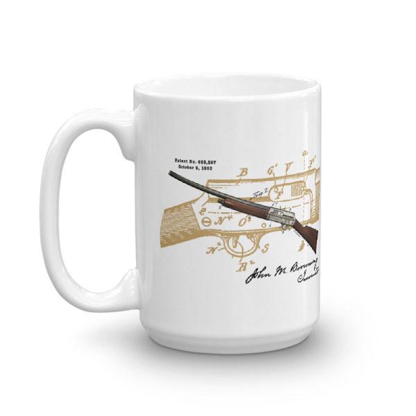 Browning Auto-4 15oz Mug