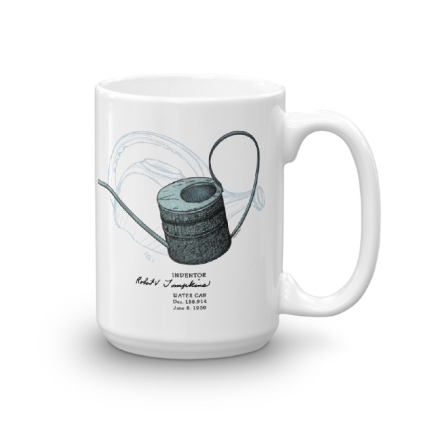 Water Can 15oz Mug