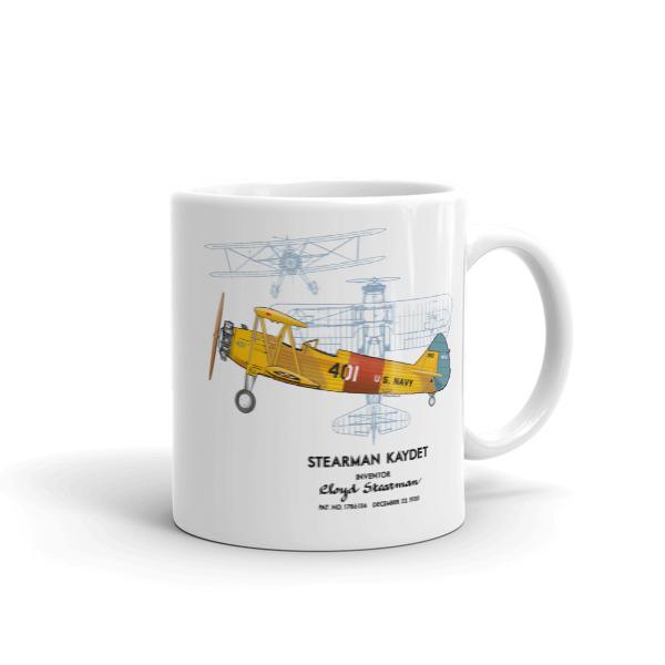 Stearman Kaydet 11oz Mug