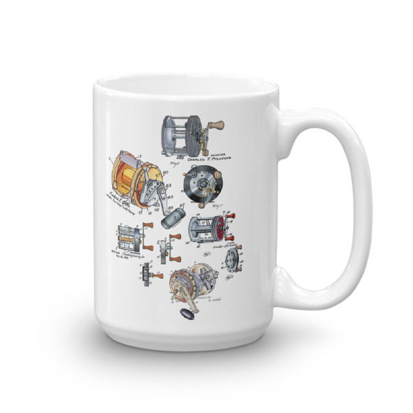 Reels MS-Color 15oz Mug
