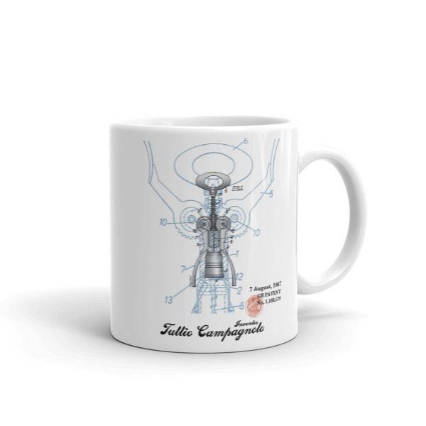 Corkscrew BIG Campy 11oz Mug