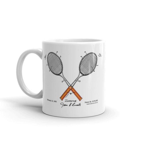 Tennis-Lacoste 11oz Mug