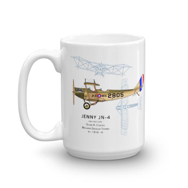 Jenny JN-4 15oz Mug
