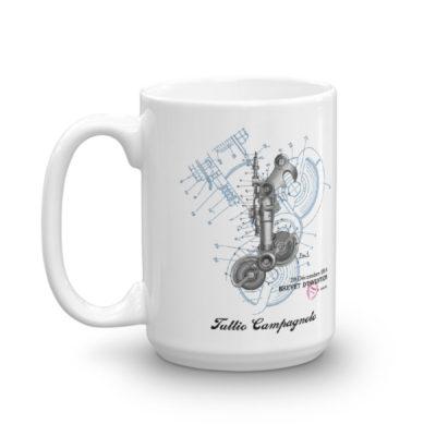 Derailleur-Campagnolo 15oz Mug