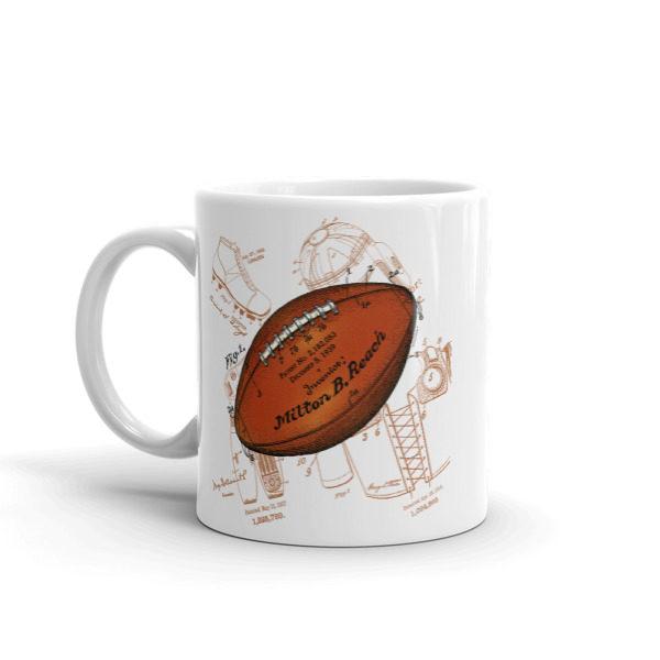 Football Solo 11oz Mug