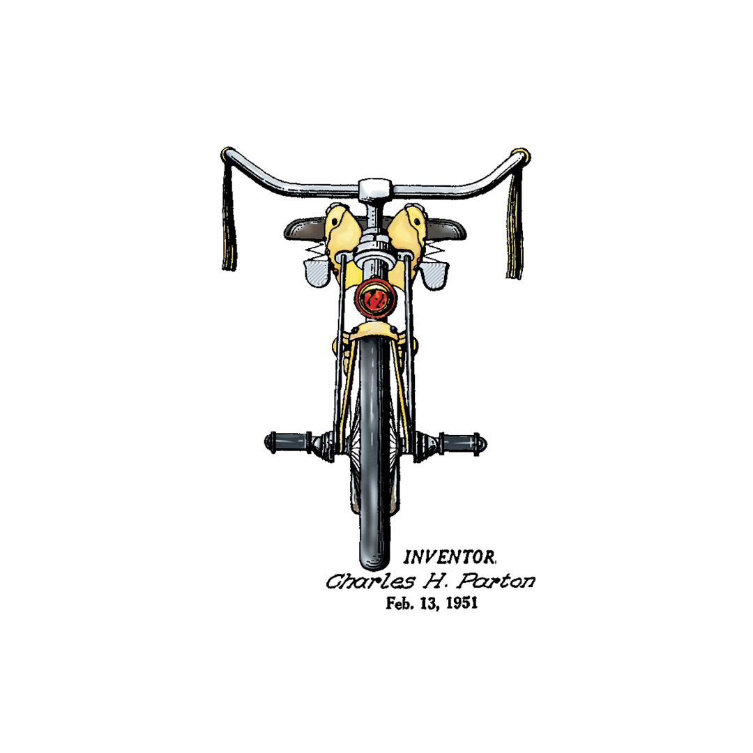 "Bicycles ""Pocket"" Design"