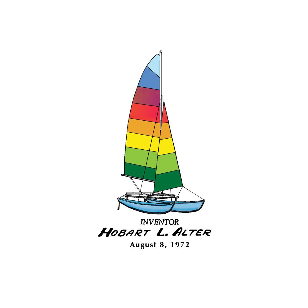 """Hobie Catamaran """"Pocket"""" Design"""