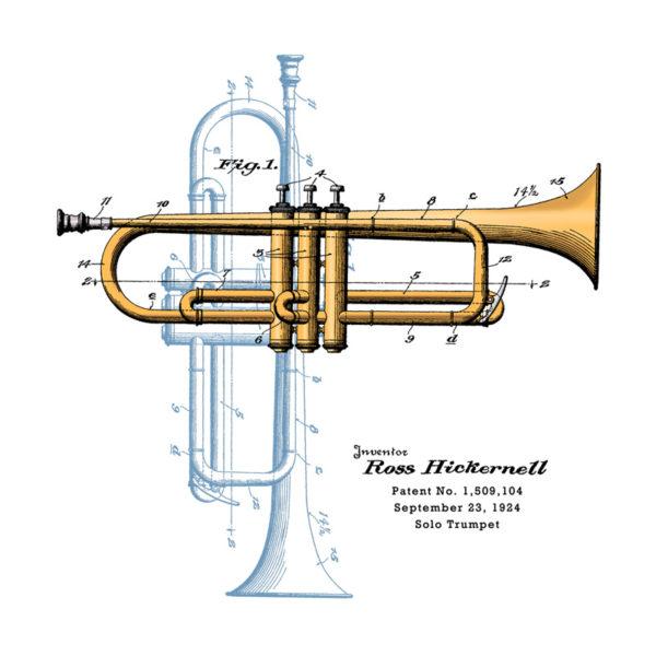 Trumpet Solo Design