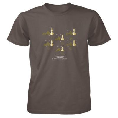 Chessman T-Shirt OLIVE