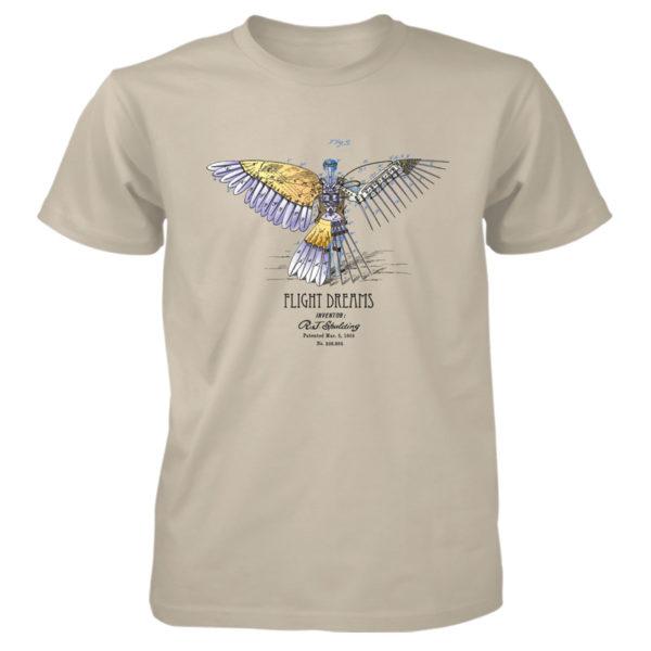 Flight Dreams T-Shirt SAND