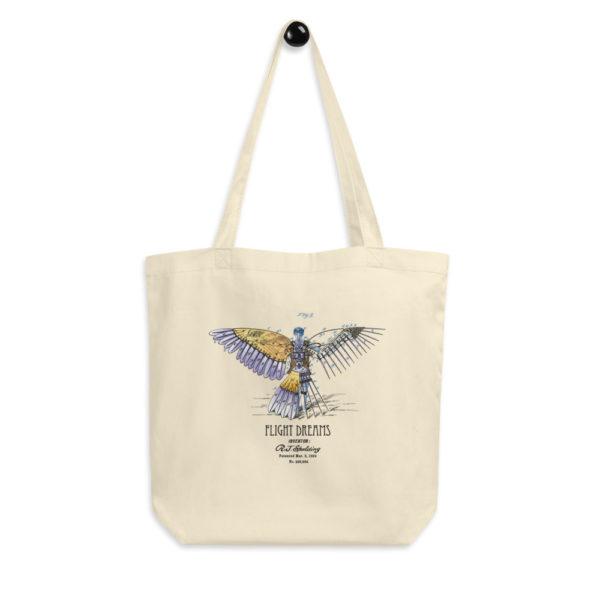 Flight Dreams Tote Bag hagning