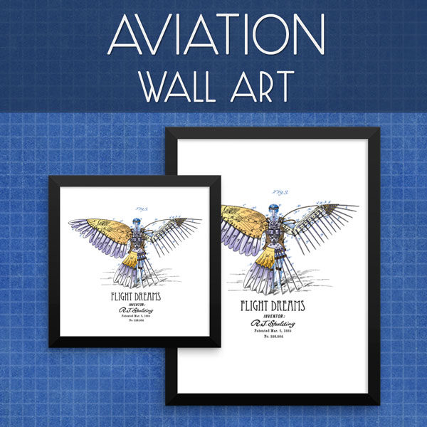 Aviation | Wall Art