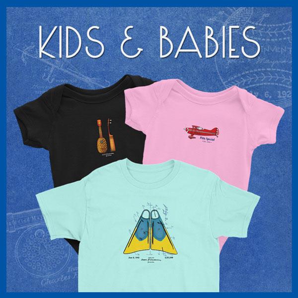 PATENT APPAREL | Kids & Babies