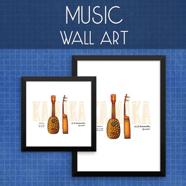 Music | Wall Art